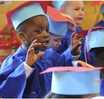 Kids Play Graduation