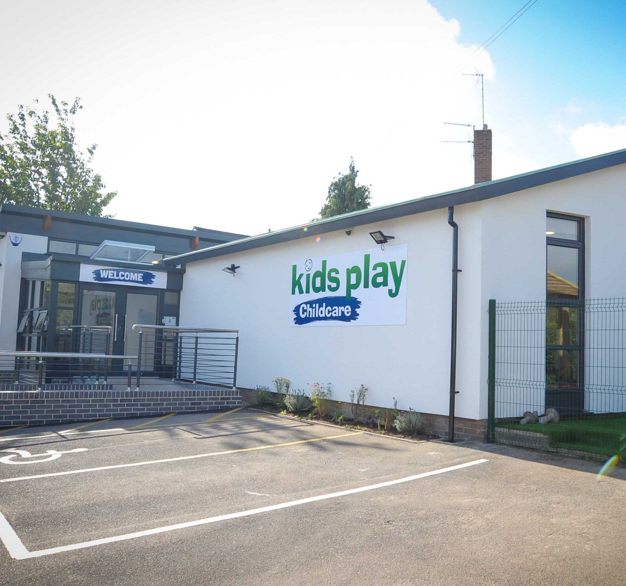 Bury St Edmunds Day Nursery & Pre-School exterior