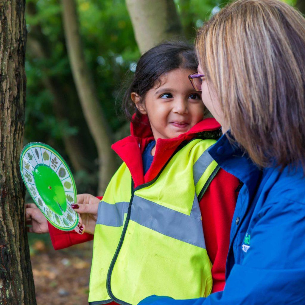 Forest School childcare milton keynes
