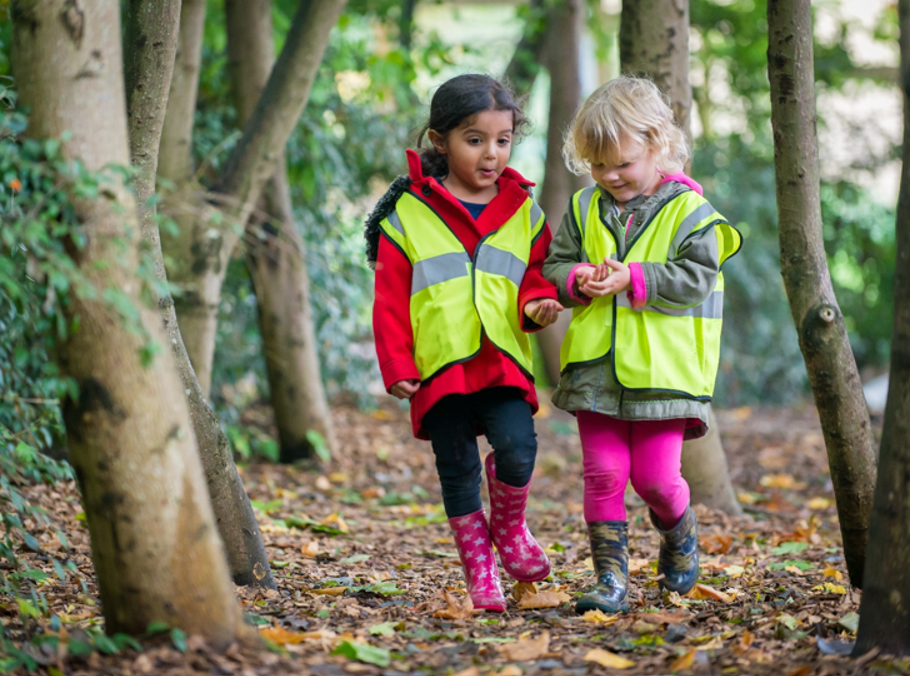 How children benefit from attending nursery